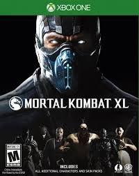 Mortal Kombat XL - Xbox One ( USADO )