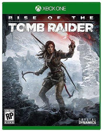 Rise of the Tomb Raider - XBOX One ( NOVO )