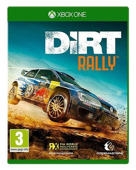 Dirt Rally - Xbox One ( USADO )