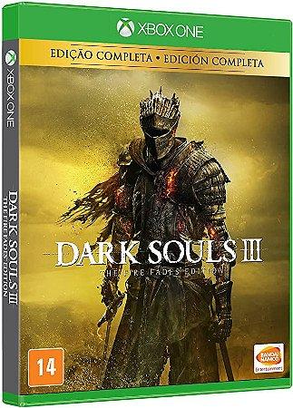 Dark Souls 3 The Fire Fades Edition - Xbox One ( USADO )