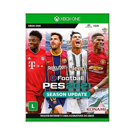 EFootball PES 2021 - Xbox One ( USADO )
