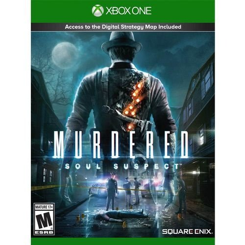 Murdered Soul Suspect Xbox One ( USADO )