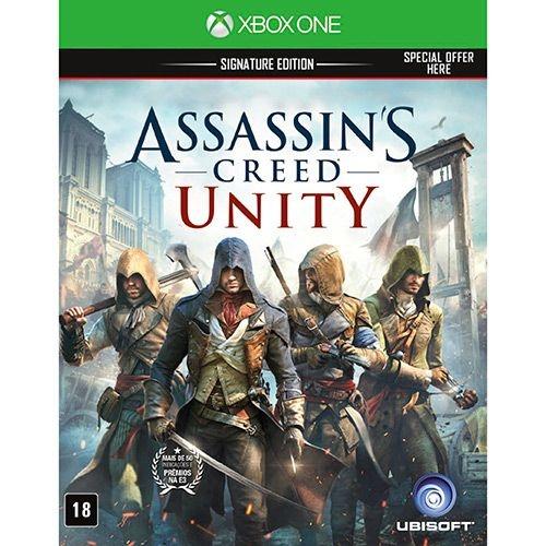 Assassin's Creed Unity - XBOX ONE ( USADO )