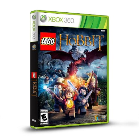 Lego The Hobbit - Xbox 360 ( USADO )