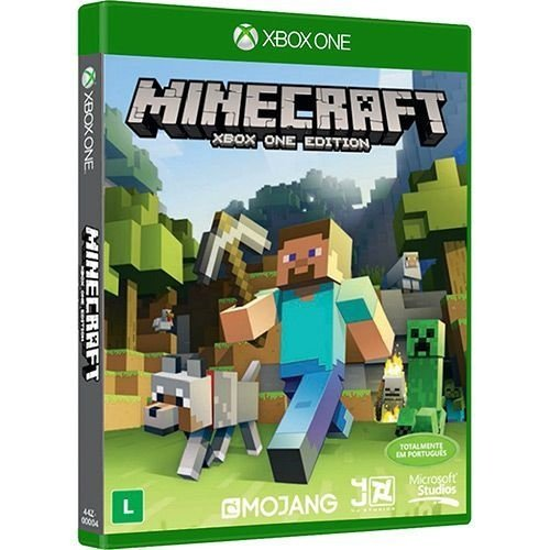 Minecraft - Xbox One ( USADO )