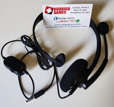 Headset - Xbox One ( USADO )