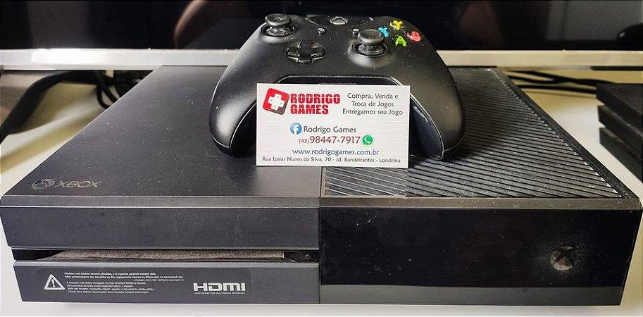Console - Xbox one 1TB ( USADO )