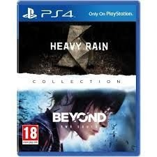 THE HEAVY RAIN & BEYOND TWO SOULS COLLECTION - PS4 ( USADO )