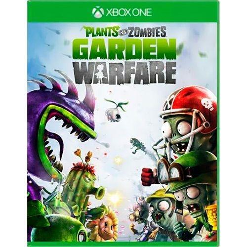 Plants Vs Zombies: Garden Warfare - XBOX ONE ( USADO )