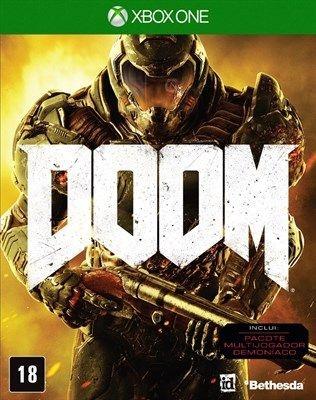 Doom - Xbox One ( USADO )