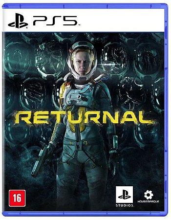 Returnal - PS5 ( Pré-Venda 30/04 )