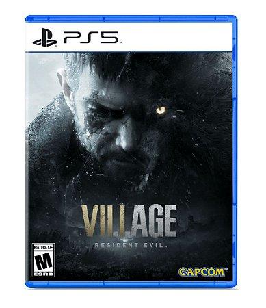 Resident Evil Village  - PS5 ( NOVO )