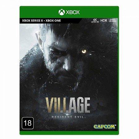 Resident Evil Village - Xbox One ( Pré Venda 07/05 )