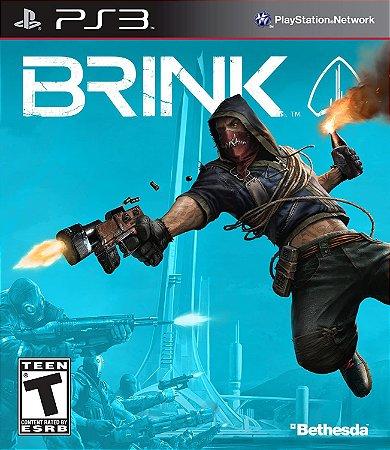 Brink - PS3 ( USADO )