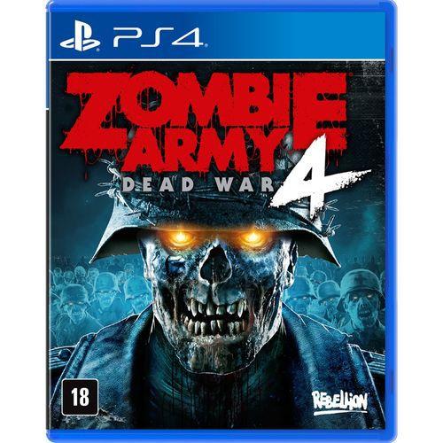 Zombie Army 4 - Ps4 ( NOVO )