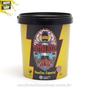 VASELINA TATTOO JELLY 730G