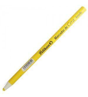 Lápis Dermatográfico Pelikan Amarelo