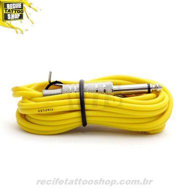 Clip Cord New P10 Amarelo