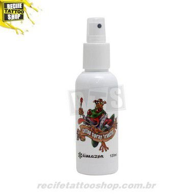 Transfer Spray Amazon Tattoo 120ml