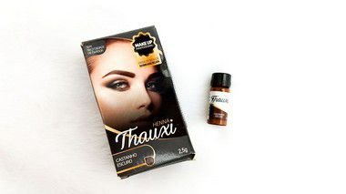 Henna Thauxi Chocolate 2,5g
