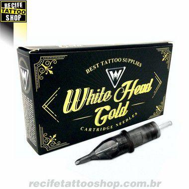 CARTUCHO WHITE HEAD GOLD RS09