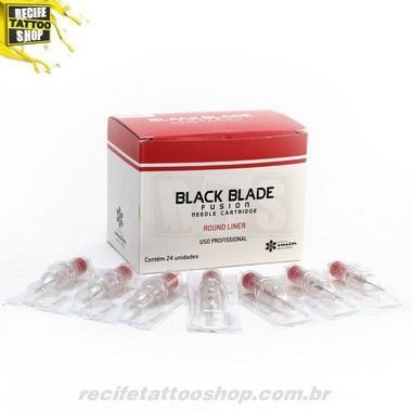 CARTUCHO BLAK BLADE FUSION GOLD MR07