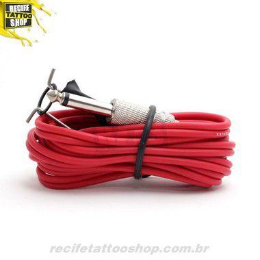 Clip Cord New P10 Vermelho