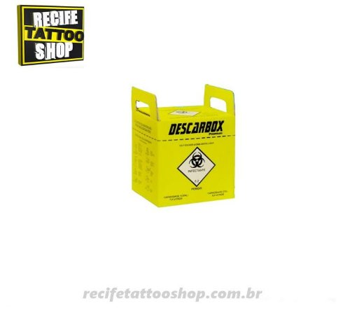 COLETOR DESCARBOX 3L