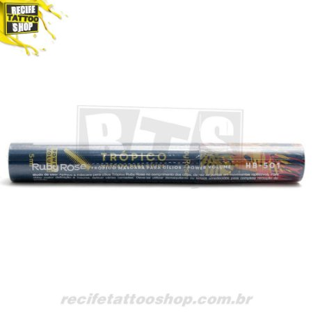 MASCARA CILIOS RUBY ROSE TROPICO POWER VOLUME