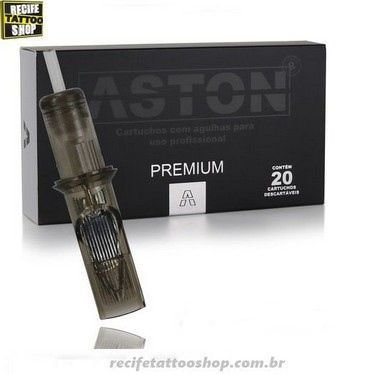 CARTUCHO ASTON PREMIUM 19MG