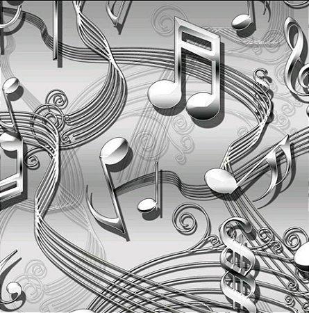 pelicula para water transfer printing modelo  notas musicais tamanho 1mts x 50cmts de largura