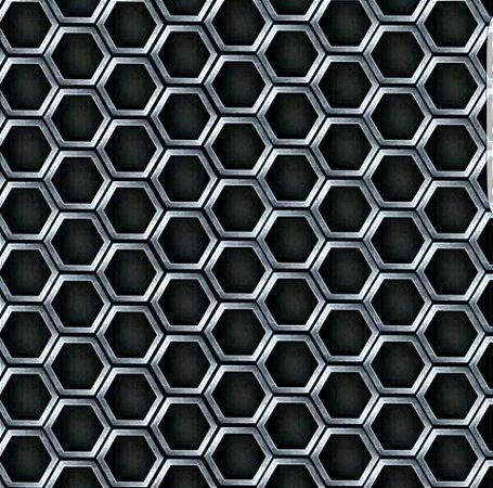 pelicula para water transfer printing modelo TELA BLACK tamanho 1mts x  50 cmts de largura