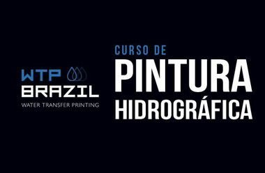 Curso de Pintura Hidrográfica online - MAIS KIT INICIANTE TOP1 -GRATIS 1 PIGMENTO CANDY