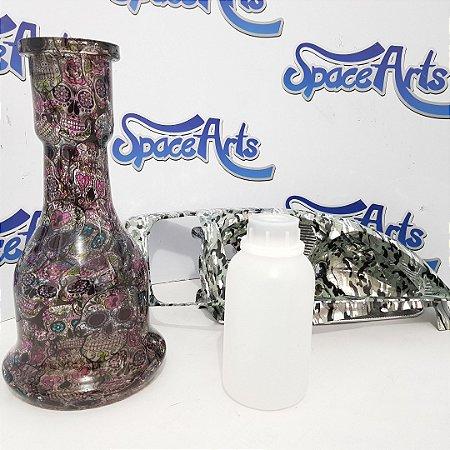 promotor de aderência para vidro  e peças cromadas -  conteudo 500 ml