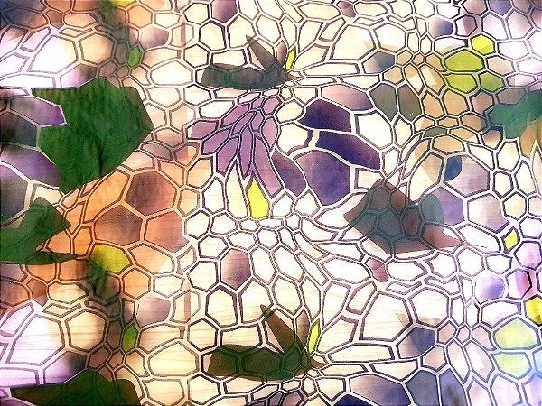 pelicula para water transfer printing modelo colmeia camuflagem colorida tamanho 1mts x 50cmts de largura