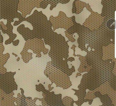 pelicula para water transfer printing modelo camuflado titanium sem transparencia  tamanho 1 mts x 50 cmts