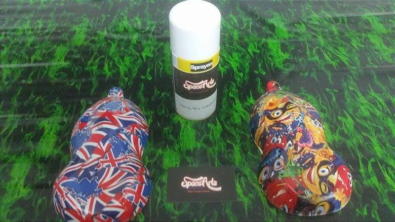 Ativador spray para agua temperatura ambiente ( fria ou morna ) - conteudo 350 ml