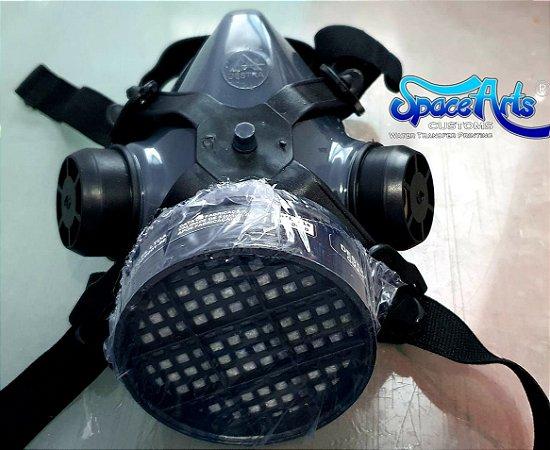 Mascara de proteção respiratória destra brasil com filtro