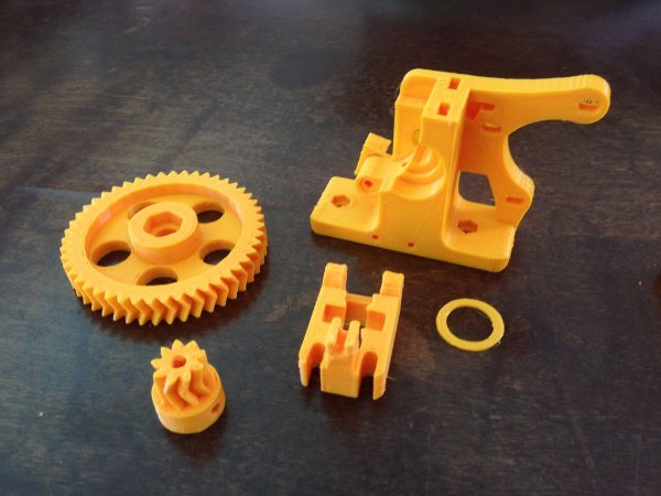 Kit extrusor - GREG's EXTRUDER