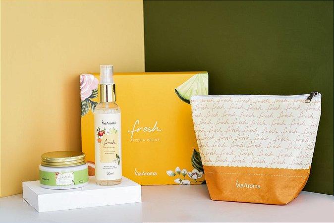 Kit Dia das Mães - Fresh Desodorante (Apple & Peony)