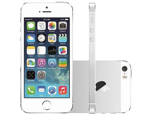 iPhone 5s 16GB Branco (Silver) A1457