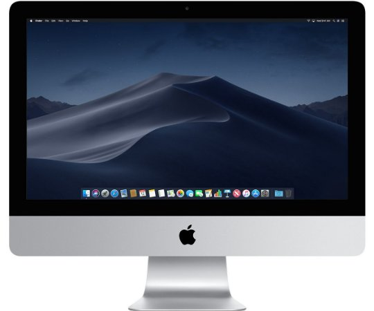 iMac 21'' - i5 2.3Ghz / 8GB Ram 2133 Mhz / 1TB de HD / Intel Iris Plus Graphics 640 -  Modelo MMQA2LL (2017)