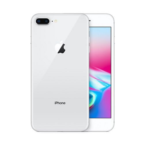 Iphone 8 Plus Prata 256gb