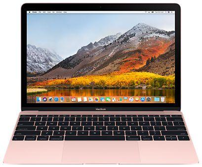 "MacBook 12"" Rose Gold Core M3 1.2Ghz 8GB Ram 256GB SSD - Modelo MNYM2LL (2017)"