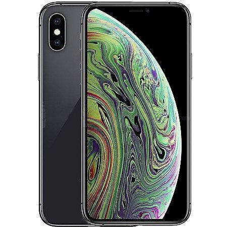 9c3779fc9 iPhone XS MAX Cinza-Espacial 64GB - Go Imports