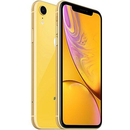 iPhone XR Amarelo 128 GB