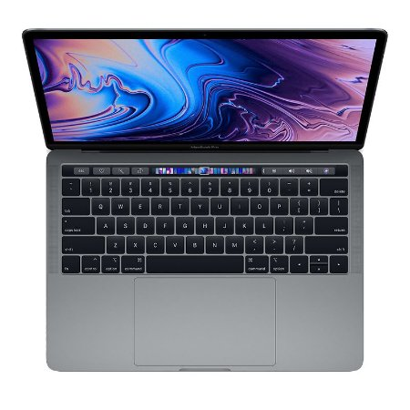 "MacBook Pro 13"" Space Gray Touch Bar/ID - i7 2.7Ghz / 16GB Ram / 1TB SSD / Iris Plus Graphics 655 - Modelo Personalizado (2018)"