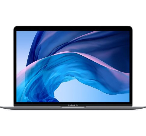 "Macbook Air 13"" Cinza-Espacial i5 1.6Ghz / 8GB Ram / 128GB SSD (Modelo 2018)"
