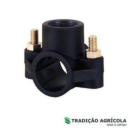 """COLAR DE TOMADA 50MM X 1"""" (2 PARAFUSOS)"""