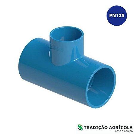TE PVC RED SOLD 100MM x 75MM PN125